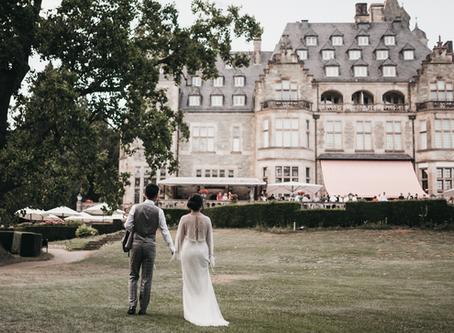 German Castle Wedding at Schloss Hotel Kronberg | Destination Wedding Photographer