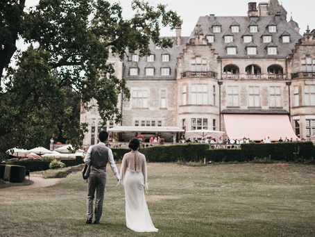 German Castle Wedding at Schloss Hotel Kronberg | Destination Wedding Photographer