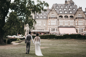 Incredible castle wedding at Schlosshotel Kronberg, Germany  - destination elopement photographer
