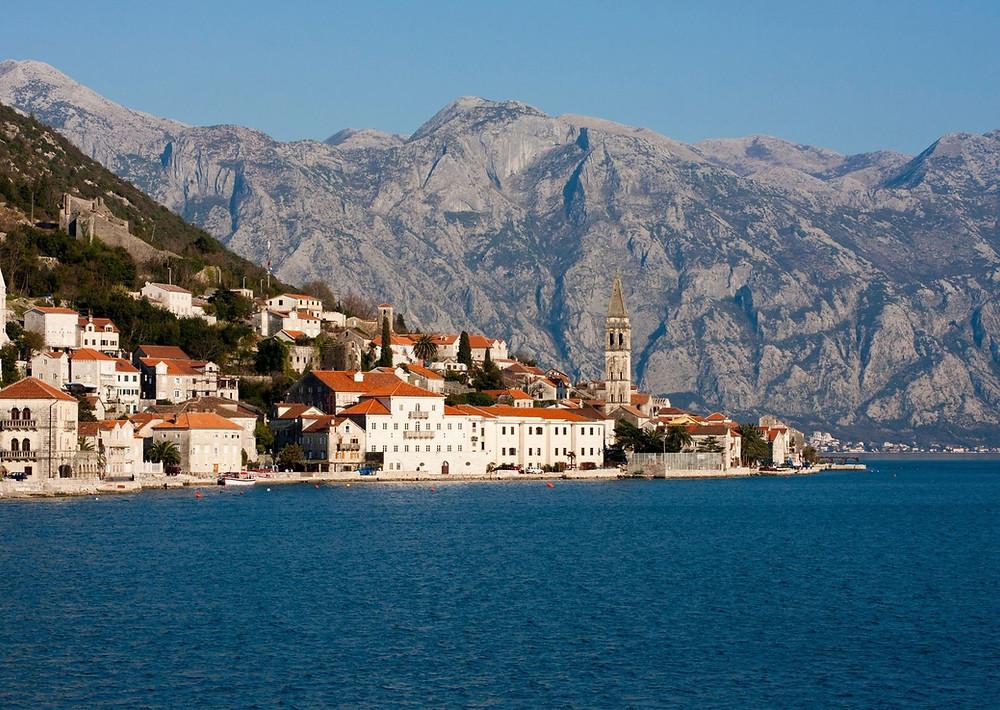 Leon Coronato Hotel wedding venue in Montenegro