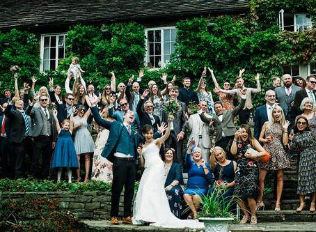 Hilltop Country House | Wedding Photography | Wedding Photos Manchester | Maz & James