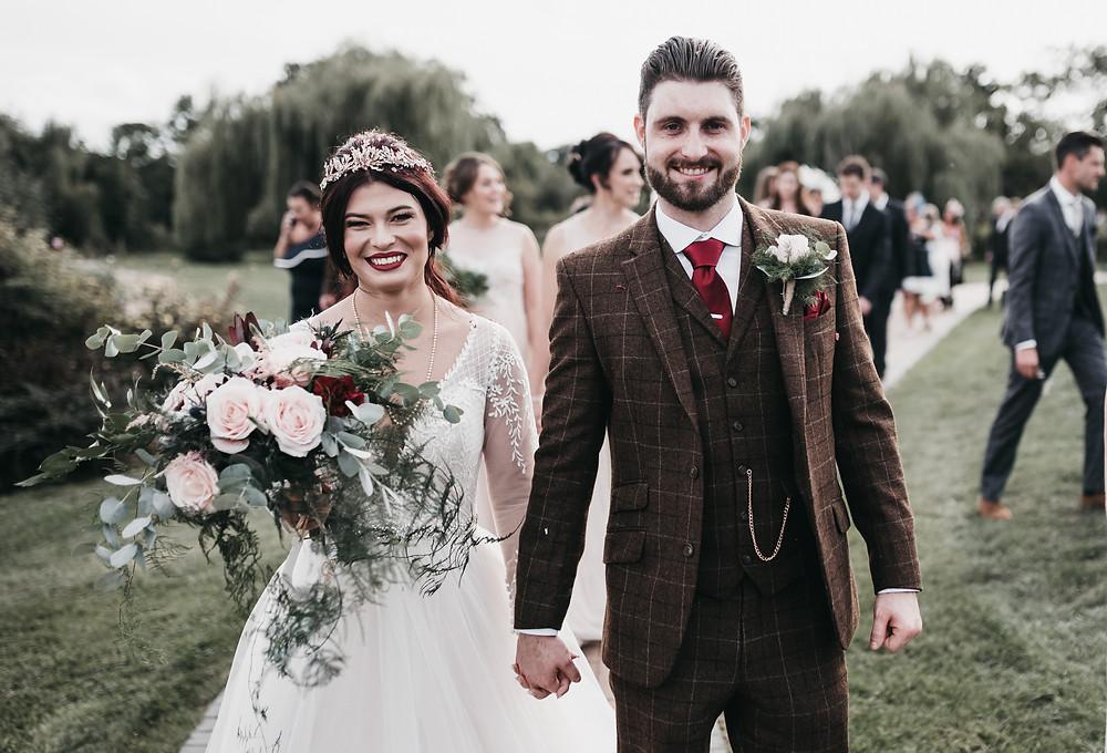 Wedding at Wootton Park