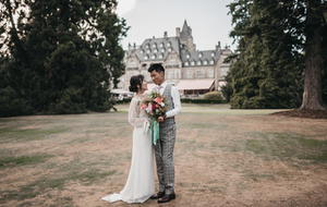 Schloss hotel Kronberg Castle wedding - Destination Wedding Photography