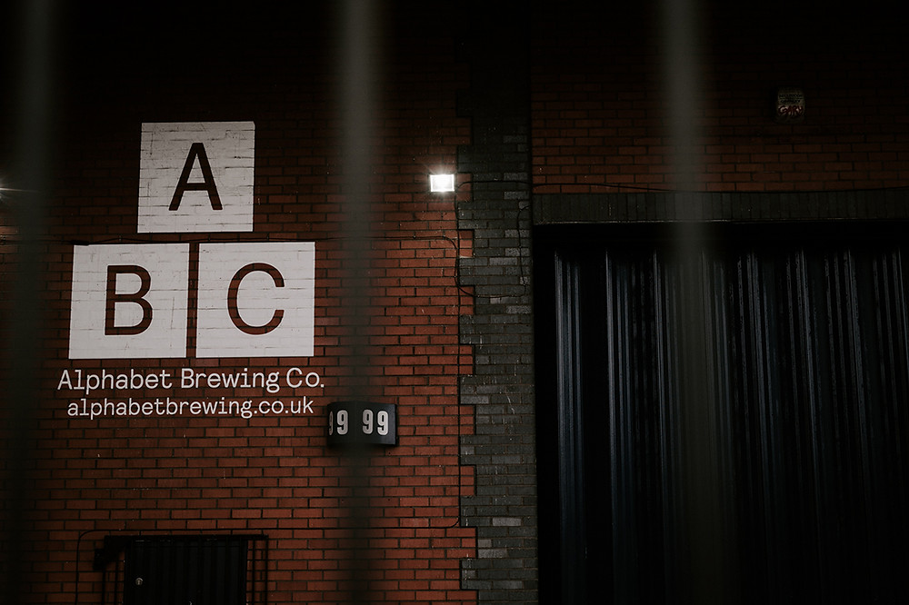 Alphabet Brewing industrial Wedding Venue In Manchester