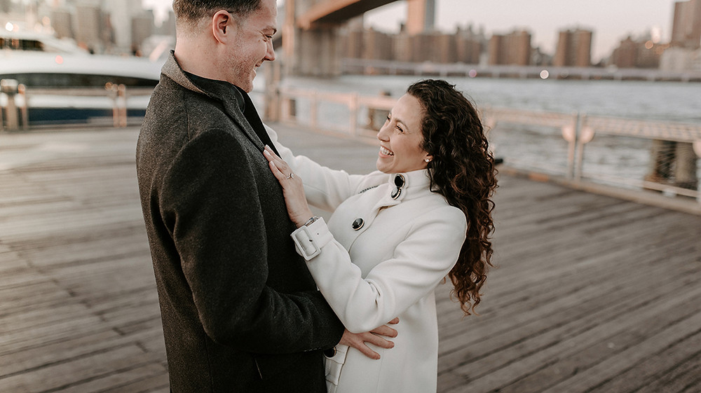 new york elopement session