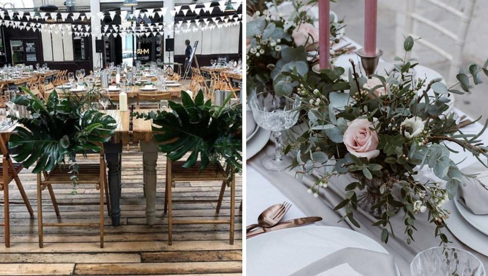 Altrincham Wedding Florist in Manchester