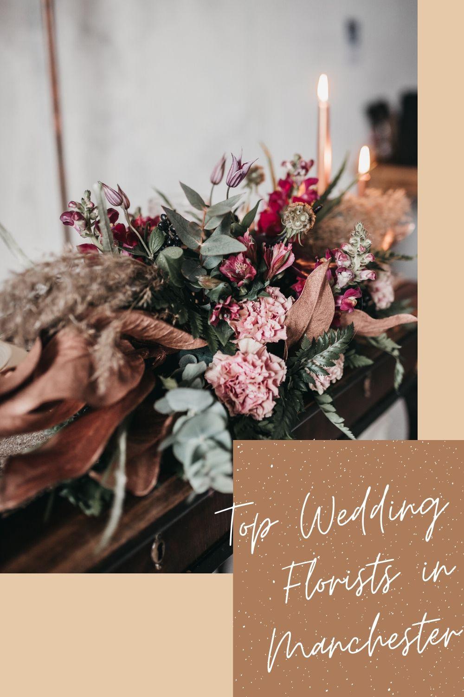 Best Wedding Florists In Manchester Cheshire Lancashire