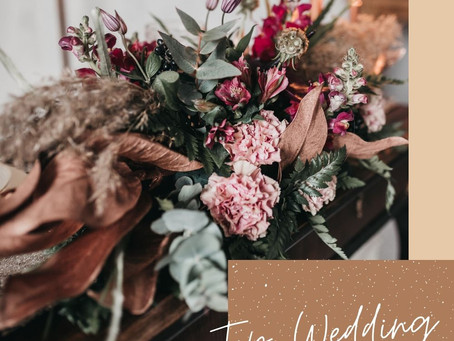 Top Wedding Florists in Manchester, UK |  Urban Photo Lab