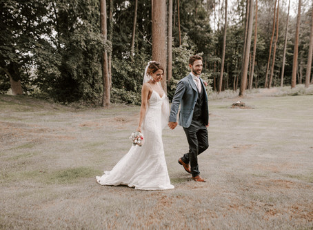 Giulia & Ed| Outdoor Tuscan Themed Wedding in Cheshire, Knutsford | Manchester Wedding Photographers