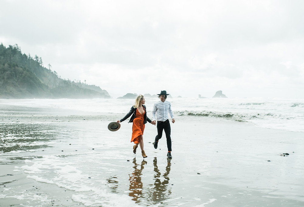 UK Wedding Photographer | Beach Photoshoot