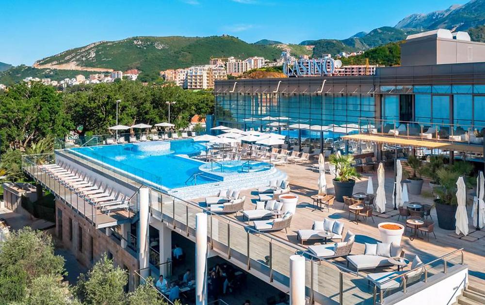 luxury wedding hotel in montenegro