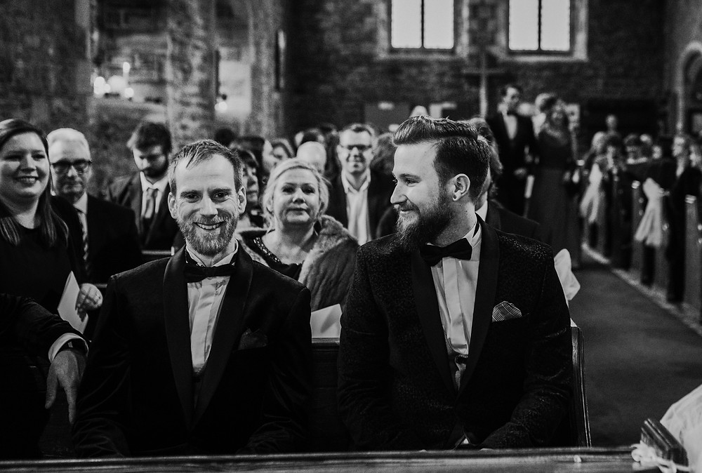 wedding ceremony lancashire wedding photographer
