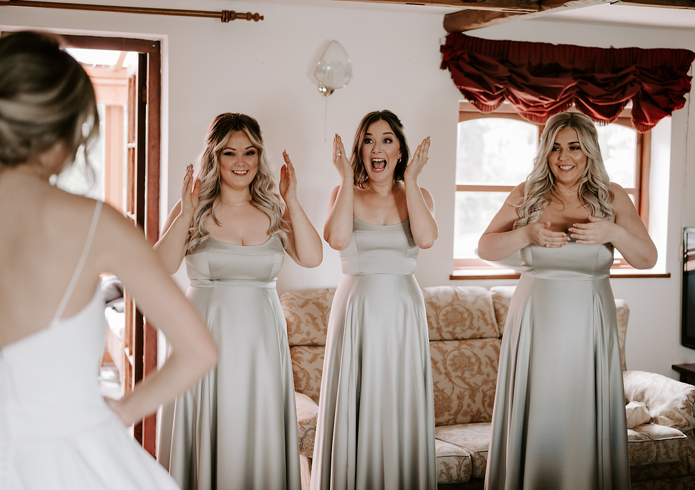 Manchester wedding photographer - Candid photography