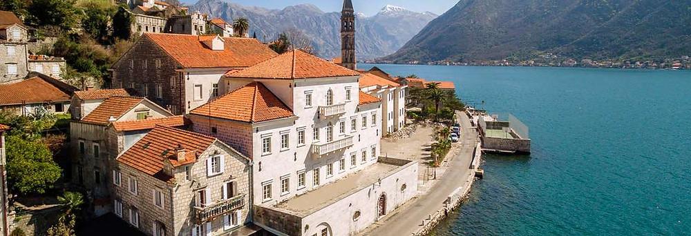 wedding venue in montenegro