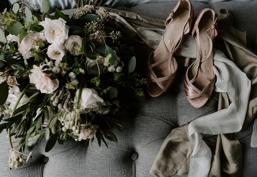 Wedding details - Thicket Priory Luxury Wedding Venue