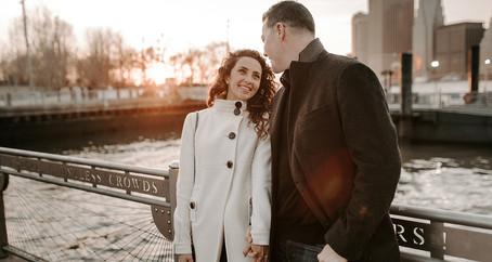 Dumbo Brooklyn Engagement Photos   Destination Wedding Photographer