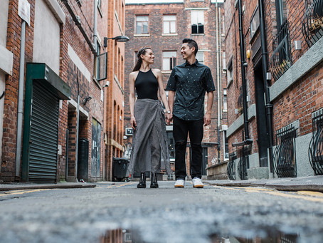 Best Instagram Spots &  Engagement Photoshoot Locations In Manchester, UK | Urban Photo Lab