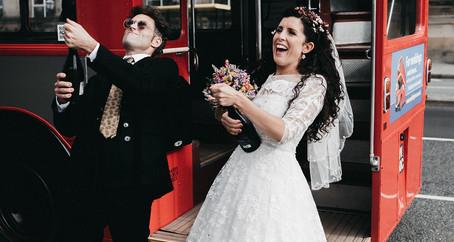 Steph + Rich | St Georges Hall Liverpool Urban Wedding | Unique Wedding Photography