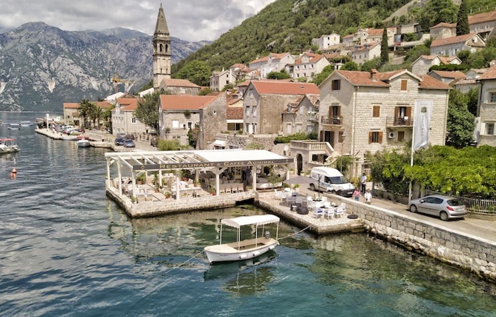 best wedding hotel in montenegro
