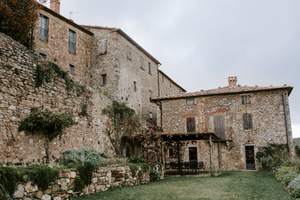 monteverdi, tuscany, italy - wedding villa