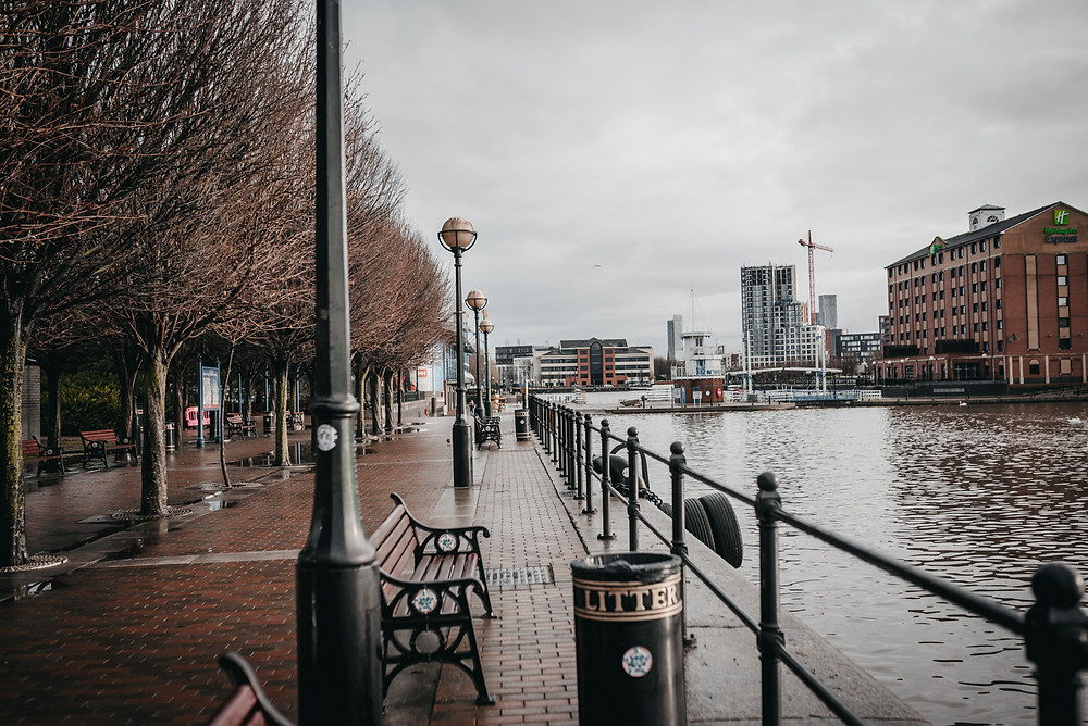 Manchester Salford Quays Photoshoot