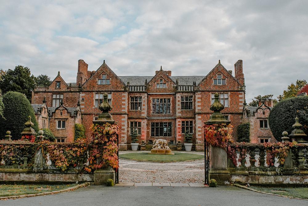 Dorfold Hall - top cheshire wedding venue
