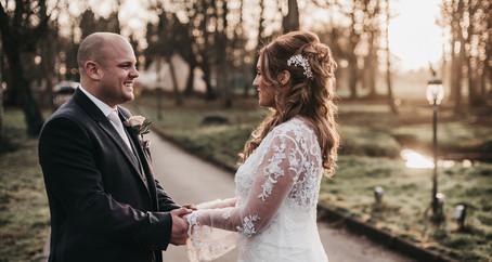 Laura + Phil | Winter Tipi Wedding in Cheshire | Tipi Unique UK