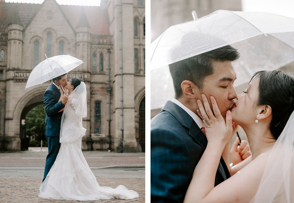 Beautiful pre-wedding photography in Manchester