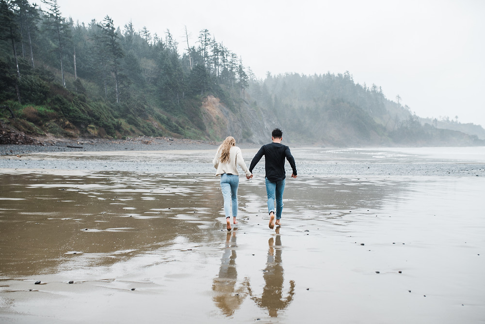 Destination Wedding Photography In Oregon