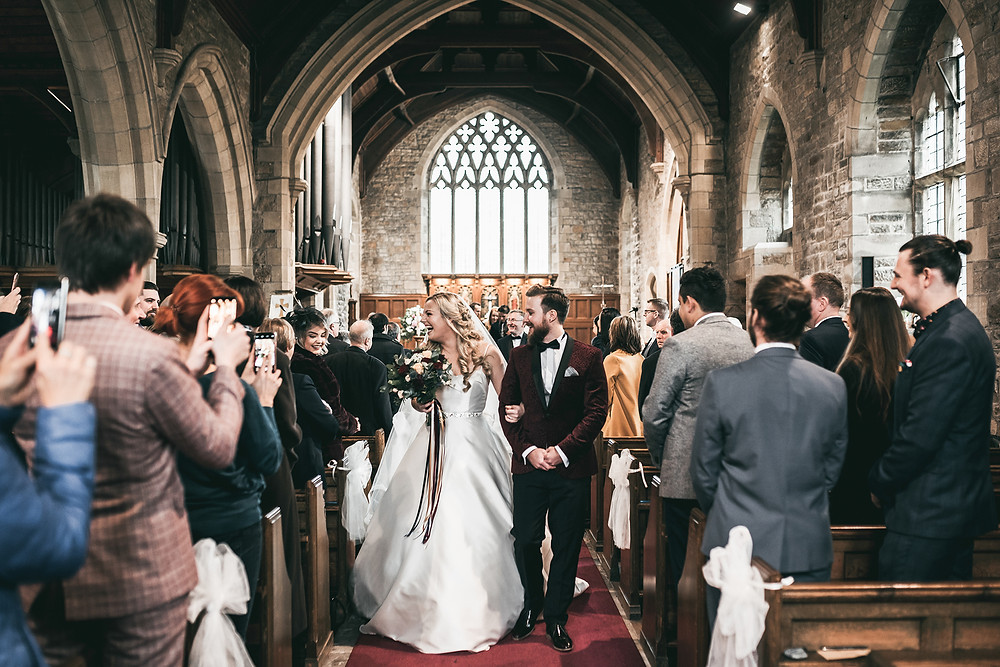 church wedding manchester wedding photographer