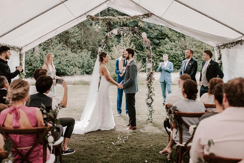 Wedding barn in Cheshire - Urban Photo Lab