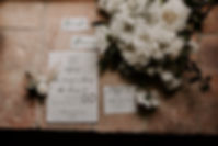 siena wedding photography - wedding deta