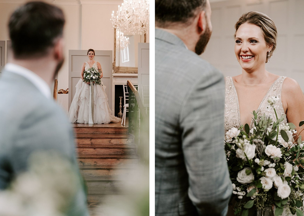 Thicket Priory Luxury Wedding Day