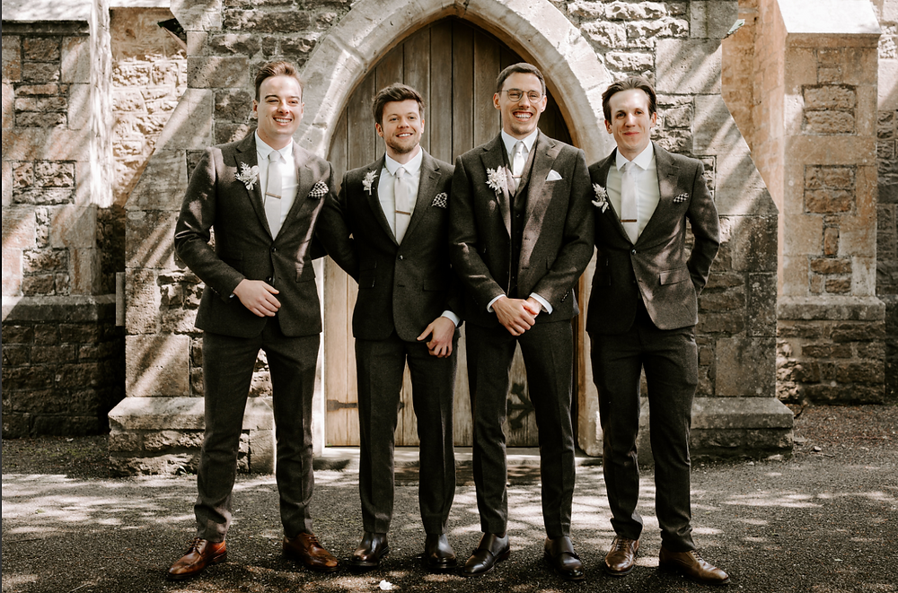 Wilmslow wedding photographer - Manchester wedding