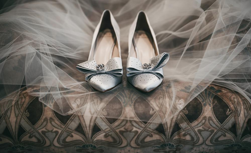 Mitton Hall wedding Day