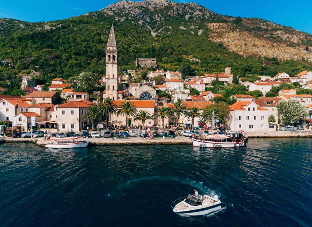 Hotel Conte - wedding venue in Montenegro