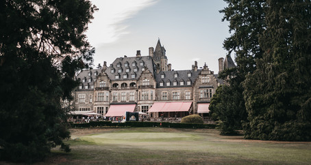 Schlosshotel Kronberg Wedding | Destination Photographer | Schloss Elopement