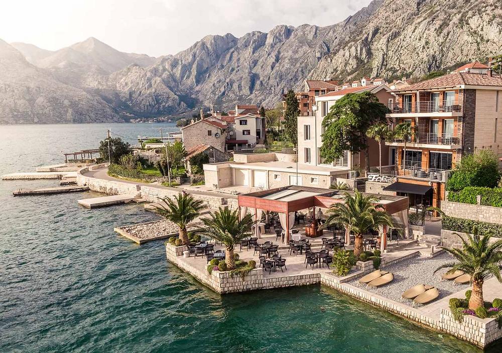 Hotel Forza Mare - best wedding venues in Montenegro