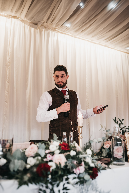 Speeches at Wootton Park