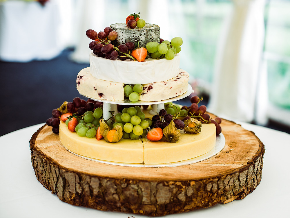 Manchester Wedding Photographer Hilltop Country House Cheshire Cake Cheese