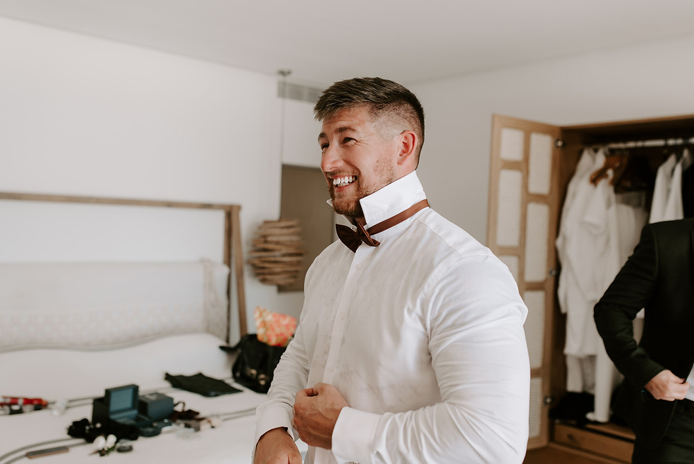 UK wedding photographer - rhodes wedding