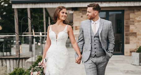 Bashall Barn Wedding Photography   Luxe Editorial Session - Lancashire Venue