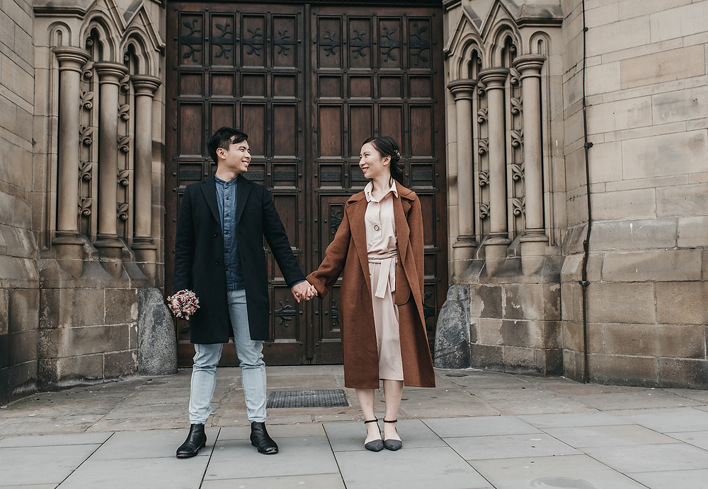 Manchester Pre Wedding Photography University
