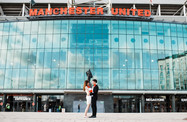 Manchester United Prewedding Photosession