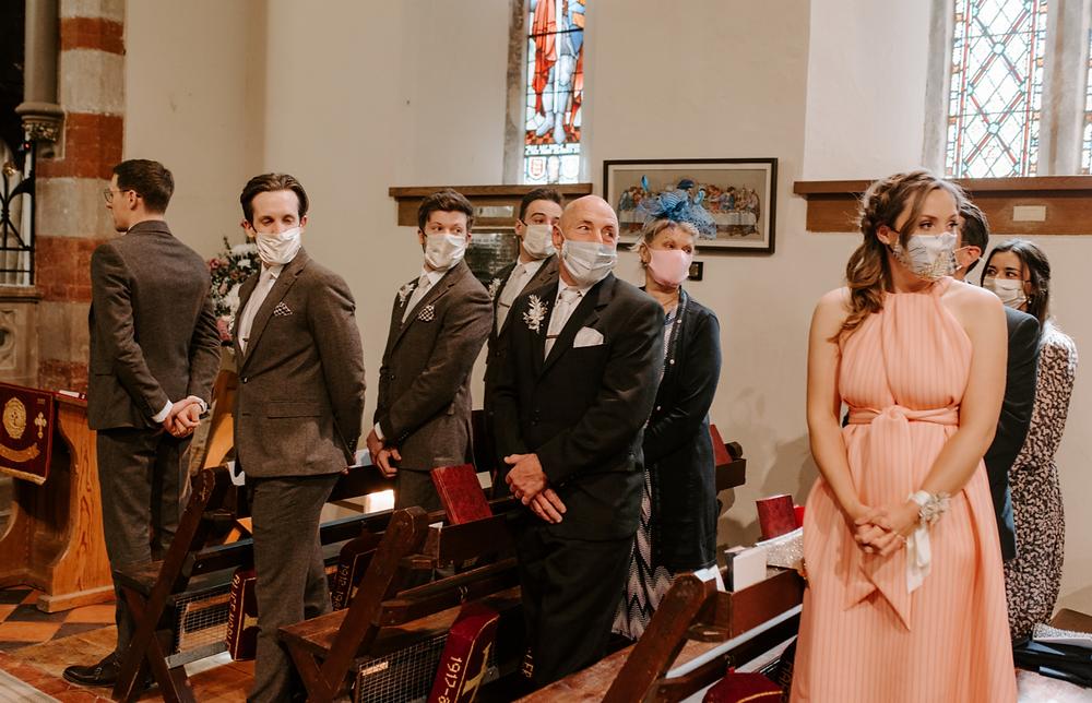 coronavirus wedding - manchester wedding photographer