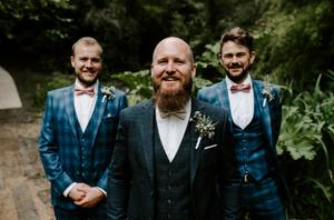 woodland wedding ceremony uk