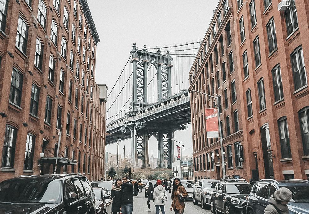 brooklyn engagement location in new york