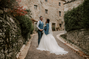 winter wedding at monteverdi