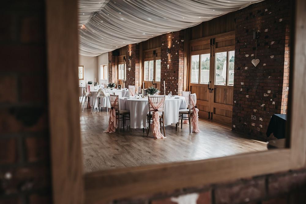 Wootton Park wedding venue photo