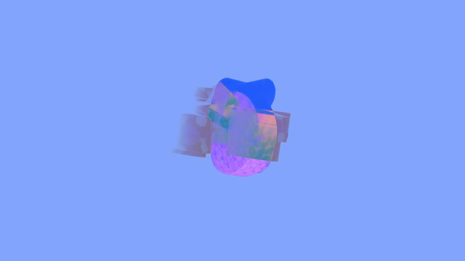 Composition_Blue